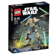 Lego General Grievous, Multi Color