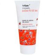 Tołpa Expert Junior 6-12 dentífrico para crianças sabor Red Fruits 50 ml