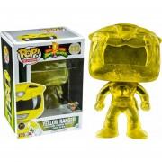 Funko Pop Yellow Ranger Teleporting Morphing Power Rangers