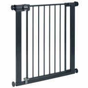 Safety 1st Safety Gate Easy Close 73 cm Black Metal 2475057000