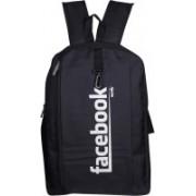 Mody 17 inch Laptop Backpack(Black)