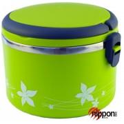 Hermetický Thermo Lunch Box dvouplášťový 1 litr Eldom TM 100 Green