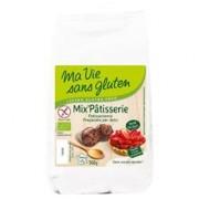 Amestec Bio pentru Patiserie Fara Gluten Ma Vie Sans Gluten 500gr