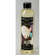 Stimulation massage oil Ylang-Ylang 250ml 66005