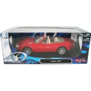 #31863 Maisto 1998 Jaguar Xkr,Red 1/18 Scale Diecast