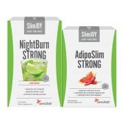 SlimJOY AdipoSlim STRONG + NightBurn STRONG FREE