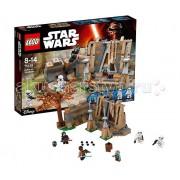 Lego Конструктор Lego Star Wars 75139 Лего Звездные Войны Битва на планете Такодана