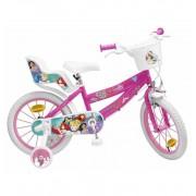 Bicicleta Princesas Disney 16 Pulgadas - Toimsa