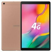 Samsung Tablet 10.1'' Samsung Galaxy Tab A (2019) Sm T515 32 Gb Octa Core 4g Lte Wifi Bluetooth 8 Mp Android Refurbished Gold