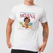 Moana Born In The Ocean Men's T-Shirt - White - XL - White