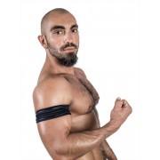 Mister B Neoprene Biceps Band Black 340900