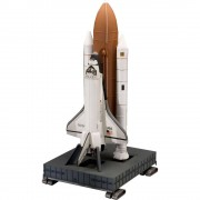 Model svemirskog broda Space Shuttle Discovery & Booster 4736 Revell za slaganje