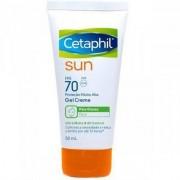 Protetor Solar Cetaphil Sun Gel Creme - FPS 70, 50mL