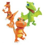 Tomy Jouet interactif Dino Train : Pack 3 personnages