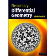 Elementary Differential Geometry (Bar Christian)(Paperback) (9780521721493)