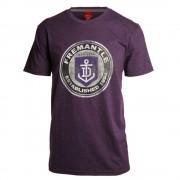 AFL Mens Stamp Tee Fremantle Dockers [Size:L]