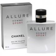 Chanel Allure Homme Sport Eau de Toilette para homens 50 ml