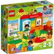 Конструктор ЛЕГО ДУПЛО - Детска градина - LEGO DUPLO, 10833