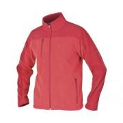 Bluza (polar) de lucru Ardon Michael, material fleece rosu, marimea S