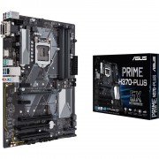 Matična ploča Asus PRIME H370-PLUS Baza Intel® 1151v2 Faktor oblika ATX Set čipova matične ploče Intel® H370