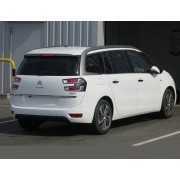 Attache remorque CITROEN C4 GRAND PICASSO 2013- (7 Places) - RDSOH demontabl...
