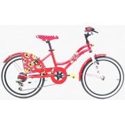 "Bicicleta copii Denver Minnie 20"""