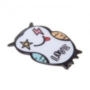 ELECTROPRIME® Lovely Owl Love Letters Hair Clip Toddler Infant Baby Girl Kid Hairpin
