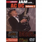 Roadrock International Lick Library: Jam With AC/DC 2 DVD, CD