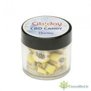 Cibiday Bonbons au CBD, au Miel et à l'Eucalyptus de Cibiday