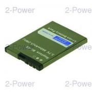2-Power Mobiltelefon Batteri Nokia 3.7v 650mAh (BL-4S)