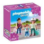 Playmobil City Life, Familie la cumparaturi