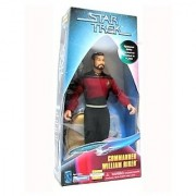 Star Trek Spence Gifts Exclusive Limited to 15 000 figures Commander William Riker 9 inch Action Figure