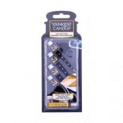 Yankee Candle New Car Scent Vent Stick zapach samochodowy 4 szt unisex