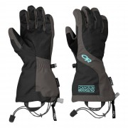 Outdoor Research Women's Arete Gloves-black/charcoal-L - Gr. L
