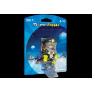 PLAYMOBIL - FIGURINA - CERCETAS (PM9077)