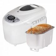 Хлебопекарна с две бъркалки ZEPHYR ZP 1446 A, 850 W, 1250 гр, 12 програми, Таймер, Безглутенов хляб, Рецепти