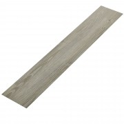 PremiumXL - [neu.haus] Vinyl-PremiumXL - PVC design laminat – samoljepiva podna obloga - 28 kom. = 3,92 kvm. finski mat hrast