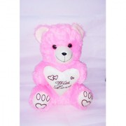 MS SONS & GIFT ARTS PINK TEDDY BIG (SET OF 1) Soft Stuffed Spongy Huggable Cute Teddy Bear Birthday Gifts Girls Lovable Special Gift High Quality Birthday/Valentine/Wedding/Friendship/Car Dcor/Hanging/General