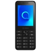 "Telefon Mobil Alcatel 2003D, Ecran QVGA 2.4"", 1.3 MP, Dual Sim (Negru) + Cartela SIM Orange PrePay, 6 euro credit, 6 GB internet 4G, 2,000 minute nationale si internationale fix sau SMS nationale din care 300 minute/SMS internationale mobil UE"
