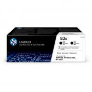 HP Toner HP 83A Pack de Poupança Original Laserjet Preto