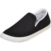 Clymb Pilot -5 Men's Black Casual Slip On Shoe