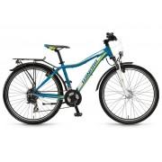 Winora dash 26 21-Sp TX35 - 17/18 Winora cyan/white/lime matt - City Bikes 40