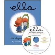Ella the Elegant Elephant Read Along 'With Audio CD', Paperback/Carmela D'Amico