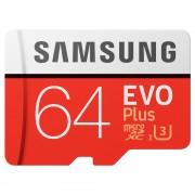Card Memorie Micro SDXC 64GB EVO + Adaptor SAMSUNG