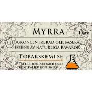 Snusessens Myrra 10 ml