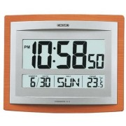 Ceas de perete Casio Wall Clocks ID-15S-5DF Digital Termometru