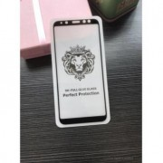 Geam Soc Protector Full LCD Lion Samsung Galaxy A9 (2018), SM-A920F Negru Original