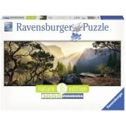 Puzzle Parcul Yosemite, 1000 Piese Ravensburger