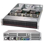Supermicro Server system SYS-2029U-E1CR4 - complete system only