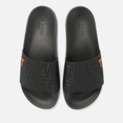 Ted Baker Men's Mastal Slide Sandals - Black - UK 8 - Black